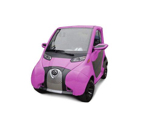 Електромобили Херос - Модел Lichi цвят лила